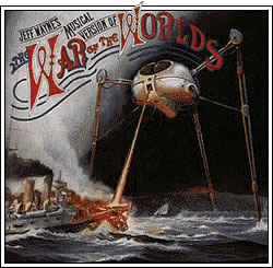 Jeff Wayne's Production of The War Of The Worlds
