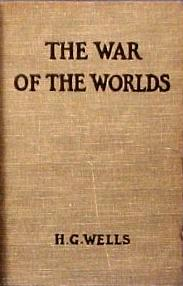 The War of The Worlds.1898 Edition (First?)