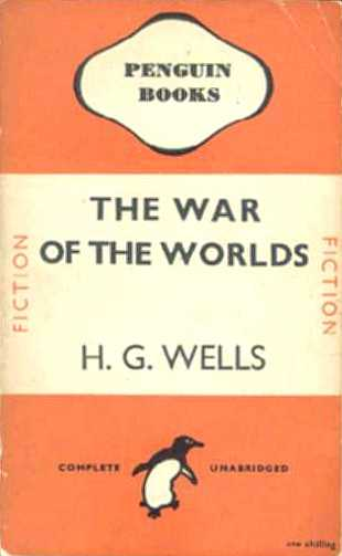 The War of the Worlds. Penguin Books. 1946