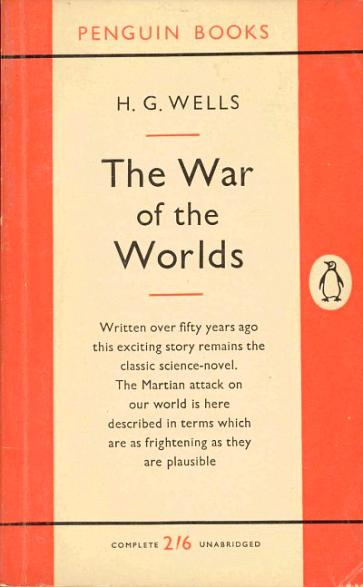 The War of The Worlds 1959 Edition