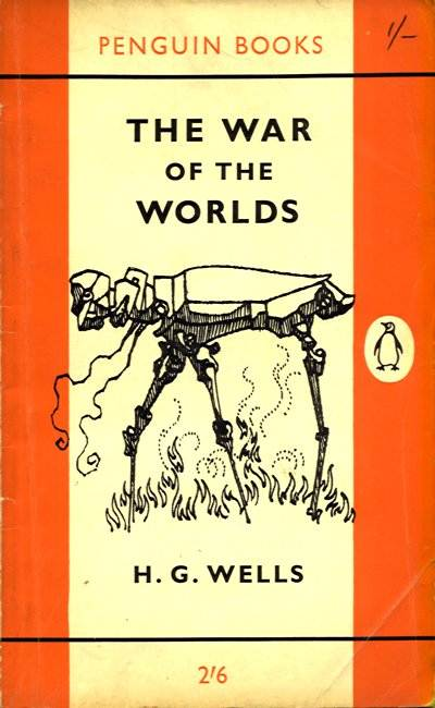 The War of The Worlds.1962 Edition