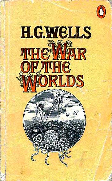The War of the Worlds. Penguin Books 1967. Welcome