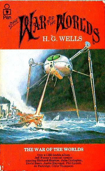 The War of The Worlds 1978 Edition